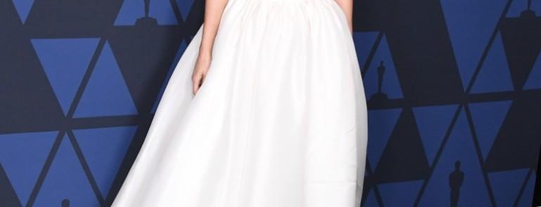 Актриса Дакота Джонсон на гала-вечере Annual Governors Awards