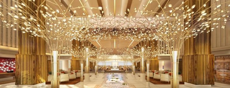 Курорт Mandarin Oriental Jumeira приглашает провести свою свадьбу в Дубае