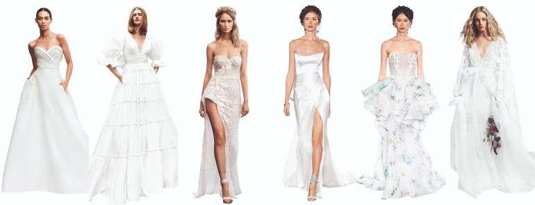 #СвадебныеПлатья 2019/2020: тренды
