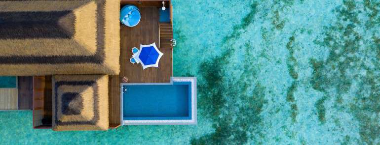 Открытие отеля Pullman Maldives Maamutaa Resort