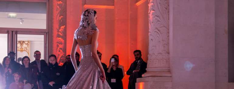 Yanina Couture коллекция весна-лето 2020