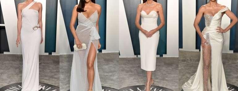 Вечеринка Vanity Fair Oscar 2020: лучшие образы