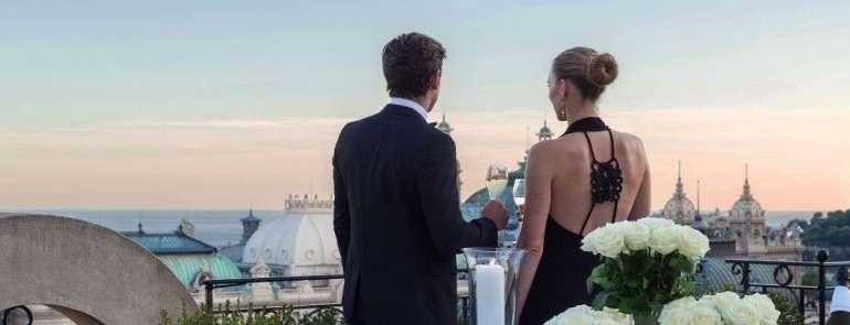 Самый романтичный праздник в центре Княжества Монако