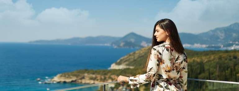 Медовый месяц в колоритной Черногории