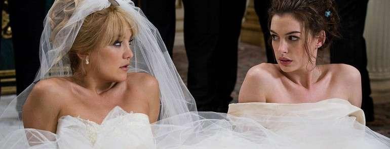 ТОП-10 фильмов о свадьбах
