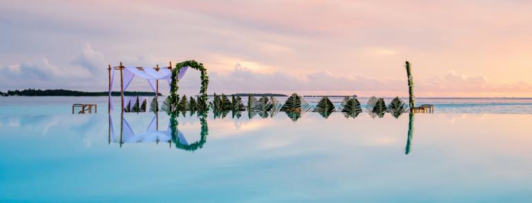 Почувствуйте себя настоящими гурманами с Baglioni Resort Maldives