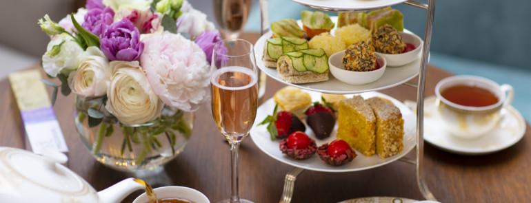Европейское чаепитие в Grand Hotel Europe, A Belmond Hotel