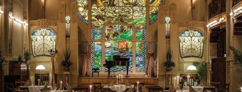 Сокровенный момент в легендарном российском ресторане